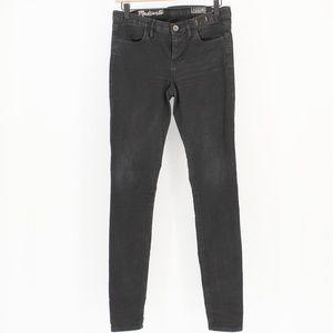 Madewell High Rise Legging Skinny Jeans Sz 27